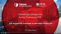 Tarcza Finansowa PFR