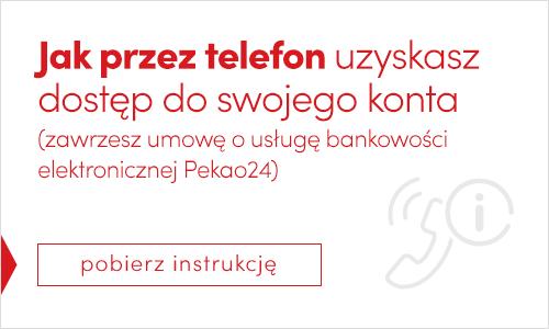 Zawarcie umowy o bankowość elektroniczną